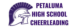 PETALUMA HIGH SCHOOL CHEERLEADING